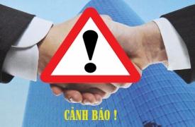 Cảnh báo: lừa đảo bán đất nền kiểu đa cấp trong bất động sản