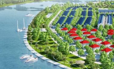 Đất Biệt Thự ven Sông, View sông Đà Nẵng đáng để đầu tư và an cư nghỉ dưỡng.