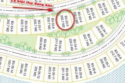 Đất nền biệt thự Eco Charm B3-33-05, giá đáy để đầu tư mua ở