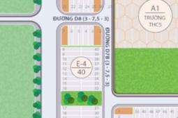 Bán Đất khu E Kim Long city, rẻ nhất thị trường