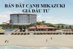 Bán đất Đào Công Soạn, Cạnh bên Mikazuki resort | Xuân Thiều Liên Chiểu Tây Bắc Đà Nẵng