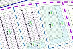 Giá đất mới Golden Hills City | B2.25 khu A4 đã có sổ đỏ