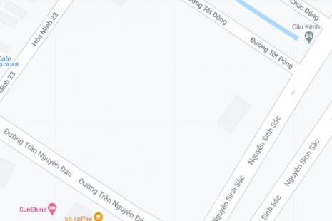 Bán 14,716 m2 mặt tiền Nguyễn Sinh Sắc | Kim Long city | Tây Bắc Liên Chiểu Đà Nẵng