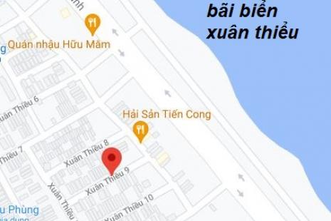 Bán đất bãi biển Xuân Thiều | Liên Chiểu Tây Bắc Đà Nẵng