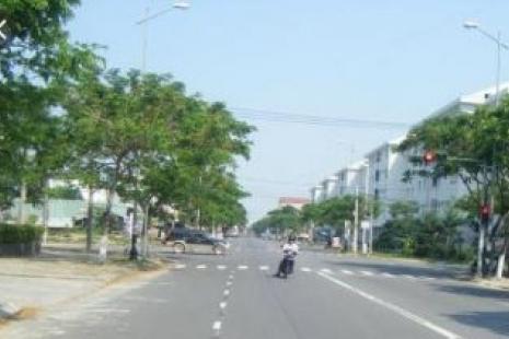 Bán lô góc đường Kinh Dương Vương, hướng đẹp   Hòa Minh, Liên Chiểu